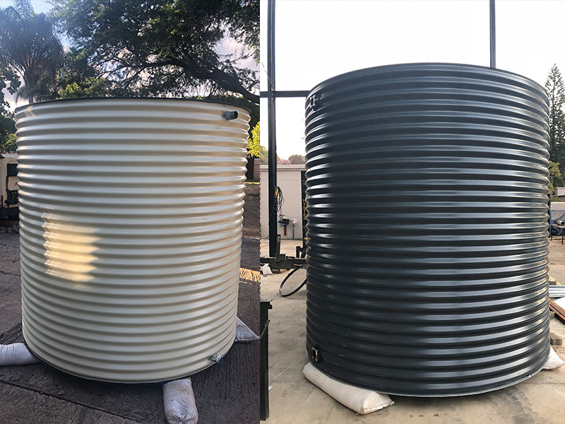 Water Storage Rainwater Collection