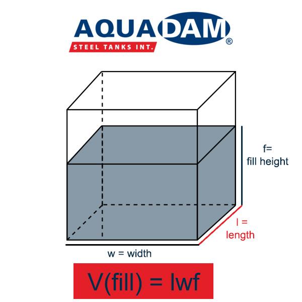 Tank Volume Calculator - Get the right capacity * Aquadam